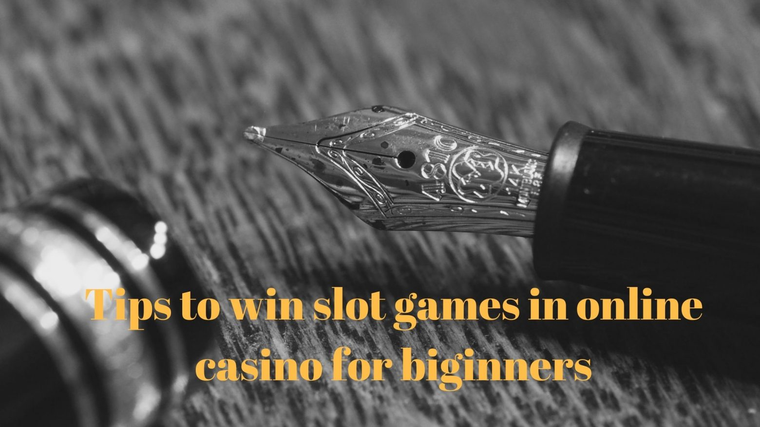 Tips to win slot games in online casino : review for the beginners