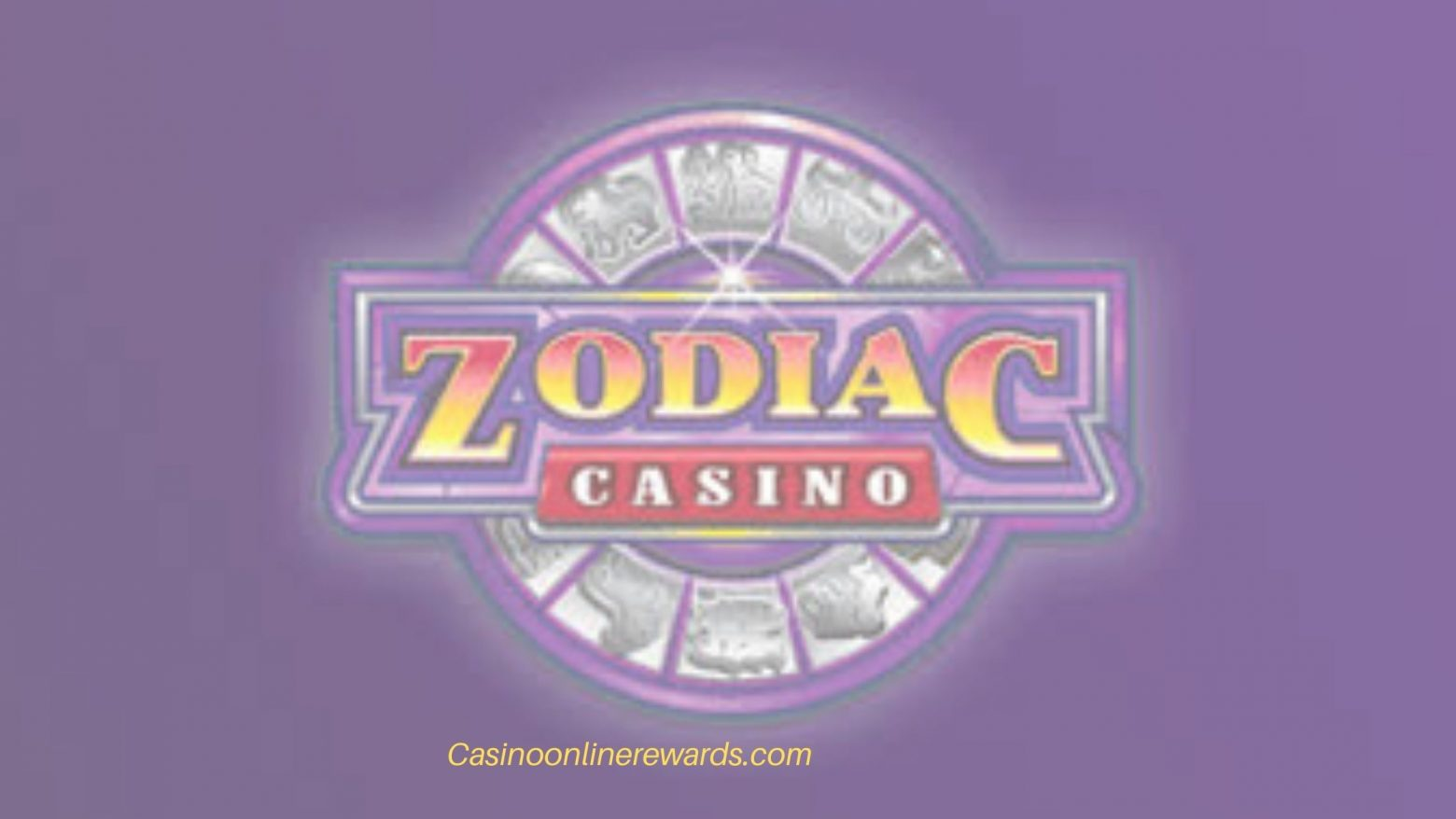 Zodiac casino logo update