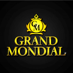 Grand Mondial Casino Logo updated for Canadian Players