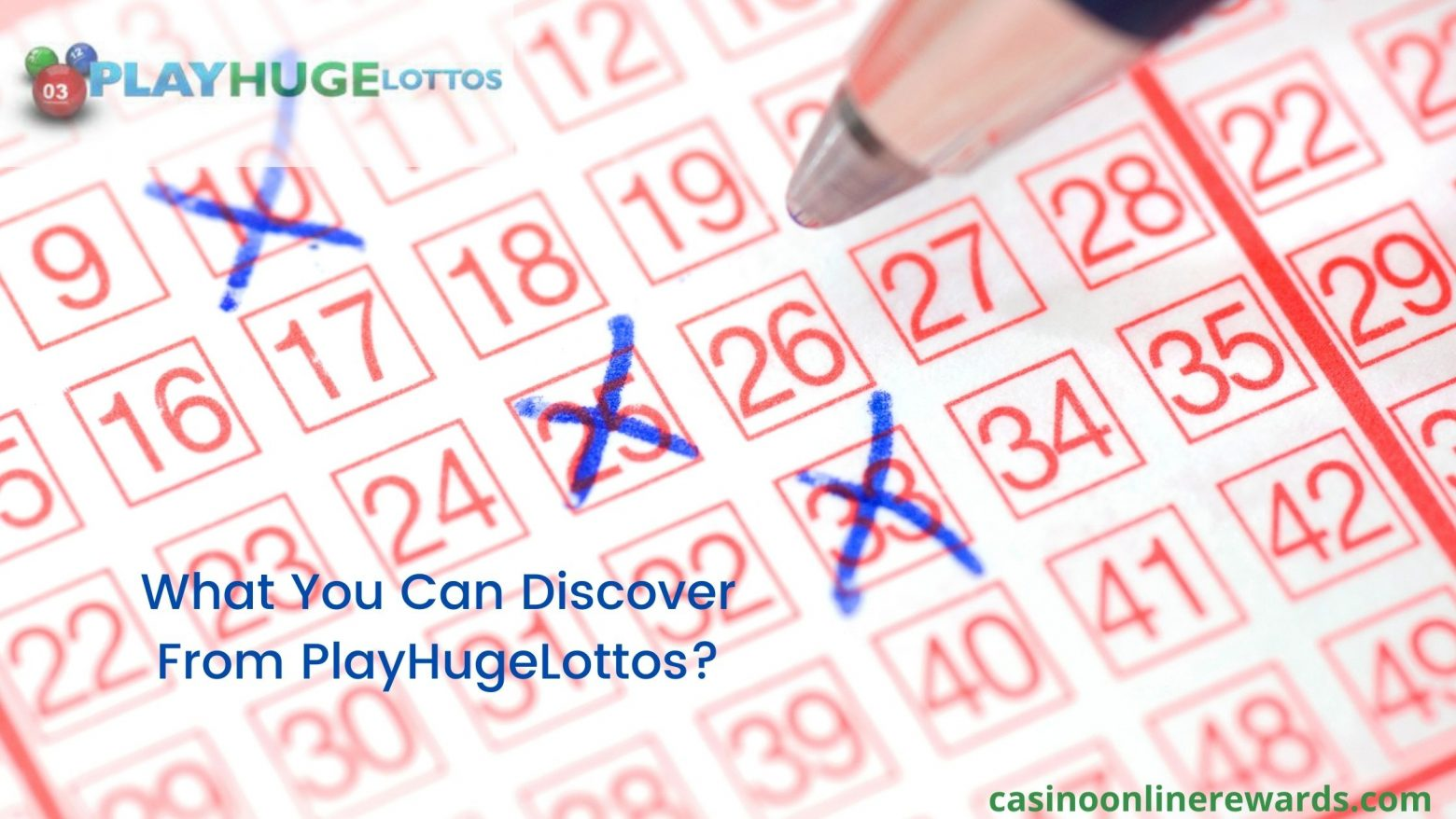 Playhugelottos Review: What You Can Discover